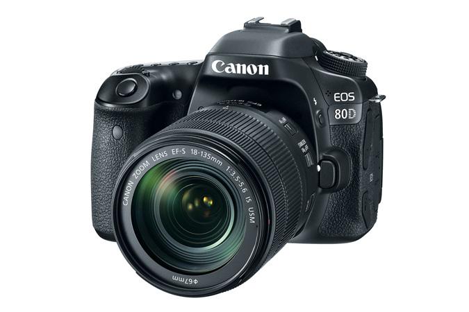 νέα canon eos 80d